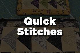 quick stitches