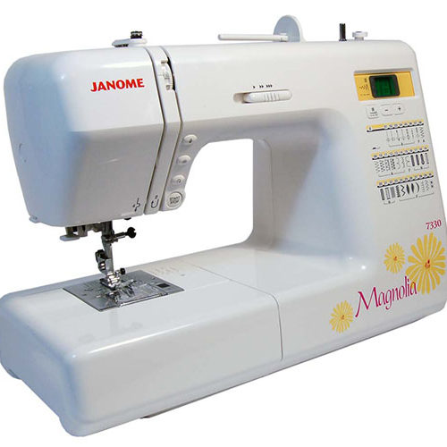 Magnolia Super Stitch Sewing Vacuum Exclusive Janome Sewing Gorgeous Janome Sewing Machine Dealers