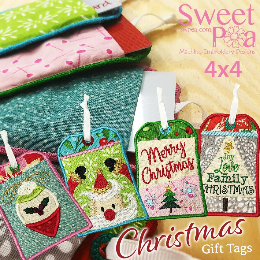 Christmas In July Gift Tags.July Embroidery Club Am Super Stitch Sewing Vacuum